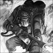 Orko kemakema lanzallamas wikihammer 40k