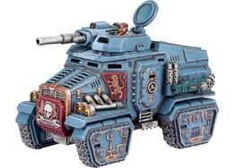 Taurox Prime cañón de batalla
