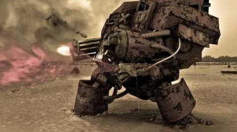 Warhammer Dreadnought 3D animation Updated