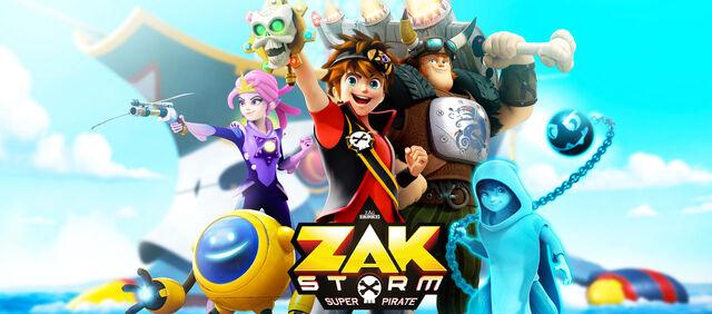 Archivo:Zak Storm.jpg