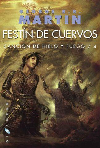 Archivo:Portada Festin de Cuervos.jpg