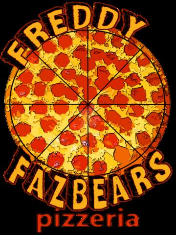 Archivo:Freddy fazbear s pizzeria logo by xerinex-d8jfb3b.png