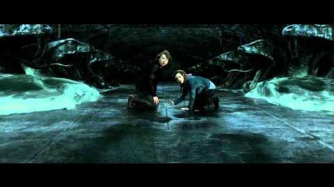 Beso de Ron y Hermione Full HD - Escena Completa