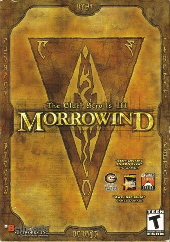Archivo:PortadaMorrowind.jpg