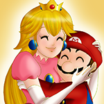 Thumb Mario - Princesa Peach
