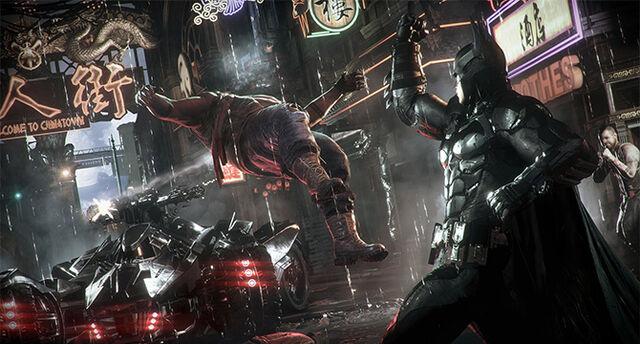 Archivo:Batman 5 knight videojuegos.jpg