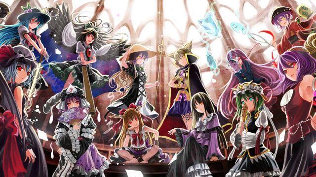 Archivo:Touhou Final Bosses.jpg