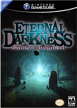 Eternal Darkness box