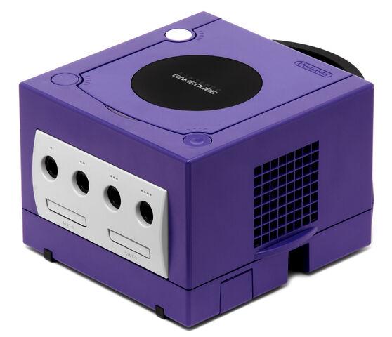 File:GameCube-Bare.jpg