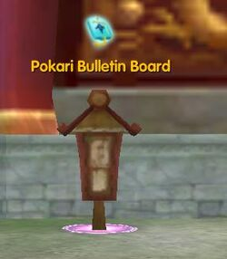 PokariBulletinboard