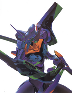 Evangelion Unit-01 & Magorox