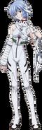 Rei Ayanami (Damaged Plugsuit)