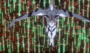 Mass Production Evangelion during Third Impact (EoE)