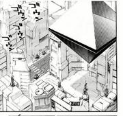 Ramiel in manga