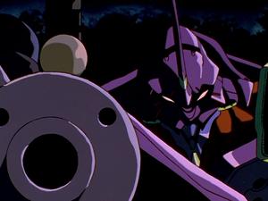 Eva-01 Positron Sniper Rifle