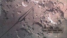 Spear on Moon