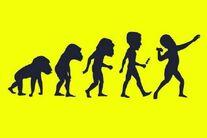 Evolution of man 2