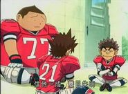 Blind eyeshield21