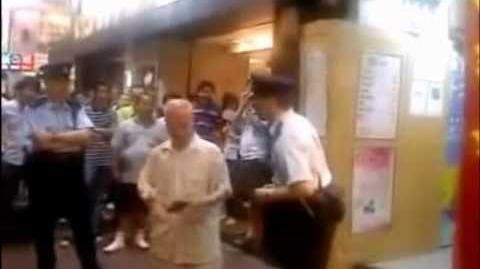 """走""""萬歲""""版 中國共產黨隨街屌死自己老母"""