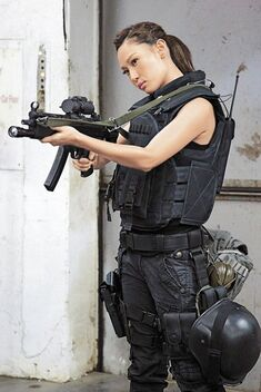 Kate Tsui Sniper