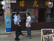 Ggmapcap police