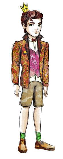 Profile Art - Hopper Croakington II