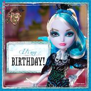 Facebook - Faybelle's birthday