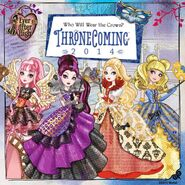 Facebook - prepare for Thronecoming