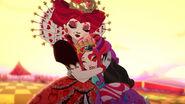 Way Too Wonderland - Lizzie and the QoH hug