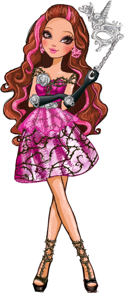 Image - Profile art - Briar Beauty TC.jpg | Ever After ... Ever After High Dolls Briar Beauty Thronecoming