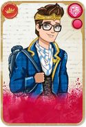 Website - Dexter Charming card