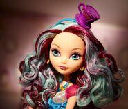 Diorama - Madeline stares ahead