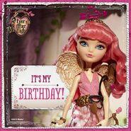 Facebook - Cupid's birthday