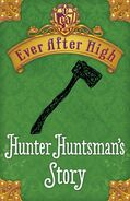 Book - Hunter Huntsman's Story cover