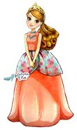 Profile art - 2 in 1 Magical Fashion Ashlynn