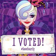 Facebook - I voted