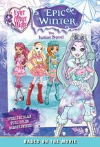 Book Cover - Epic Winter Junior Novel