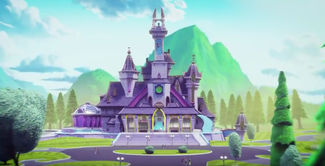 Location - Monster High II