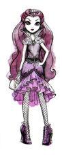 Melissa Yu book art - Raven II