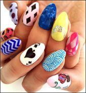 Facebook - Wonderland nails