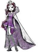 Melissa Yu book art - Raven LD