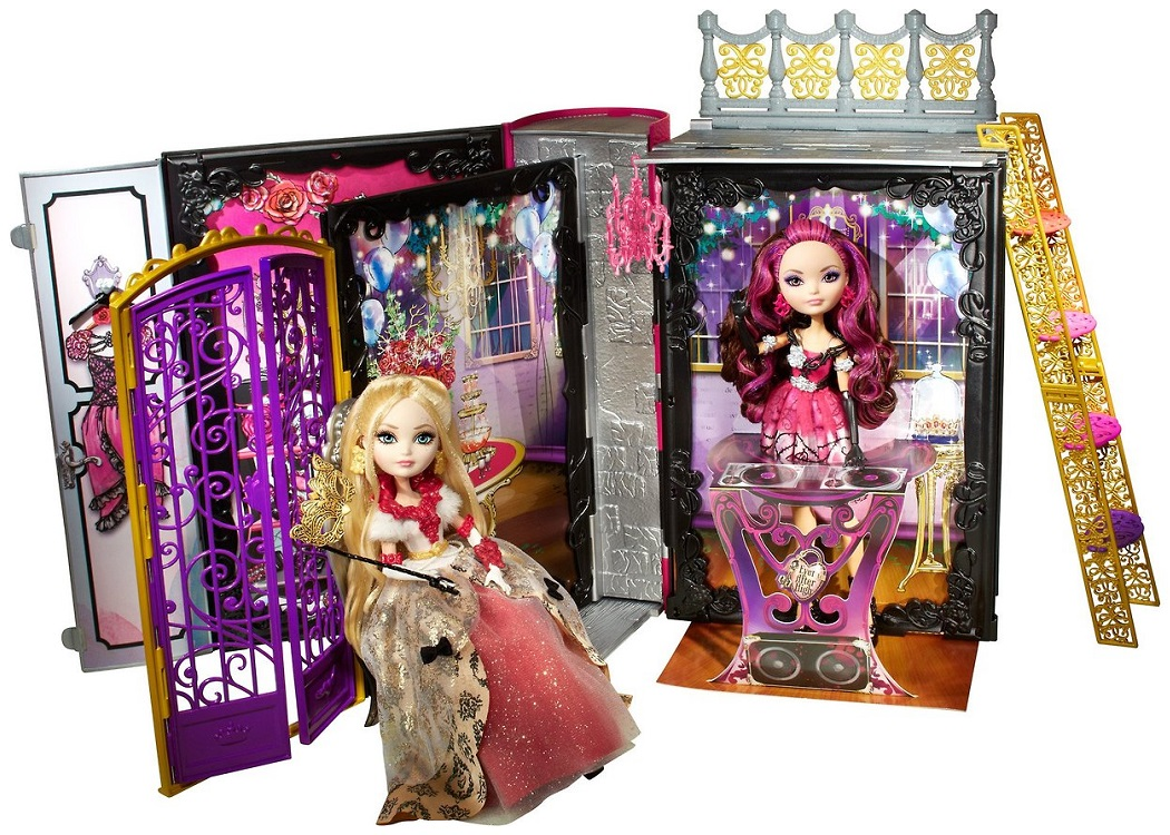 Thronecoming (doll assortment) | Ever After High Wiki ... Ever After High Dolls Briar Beauty Thronecoming