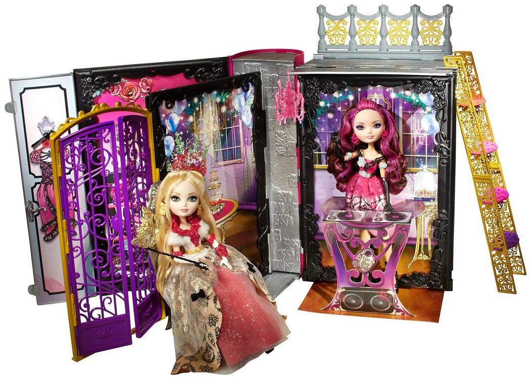 Как сделать дом для куклы эвер афтер хай своими руками видео