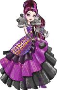 Profle art- Raven Queen Thronecoming