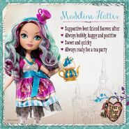 Facebook - Maddie traits