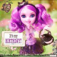 Facebook - Kitty's birthday