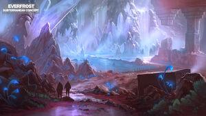 Everfrost - Subterranean