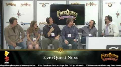 "EverQuest ""What's Next"" Show-2"