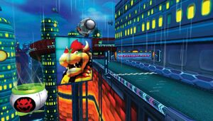 The Neo Bowser City