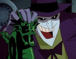The Joker with the Laughing Dragon